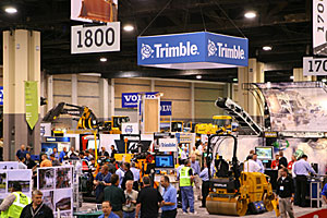 The World of Asphalt Show & Conference and AGG1 Aggregates Forum & Expo both took place from March 13 to 15 at the Charlotte Convention Center in Charlotte, N.C.