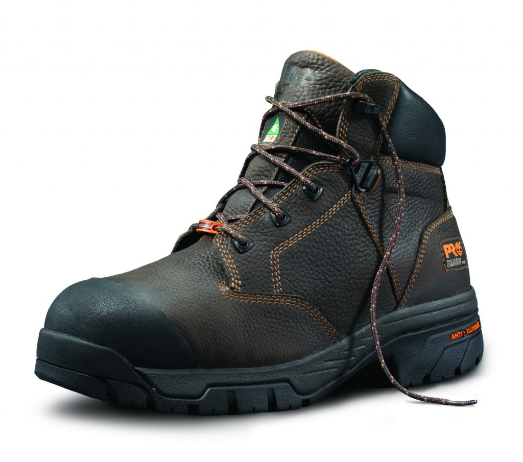 Win a pair of Timberland Helix work boots with On-Site's Give 'em the Boot Contest