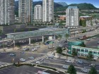 Artist rendering of Evergreen Line's Lincoln Station