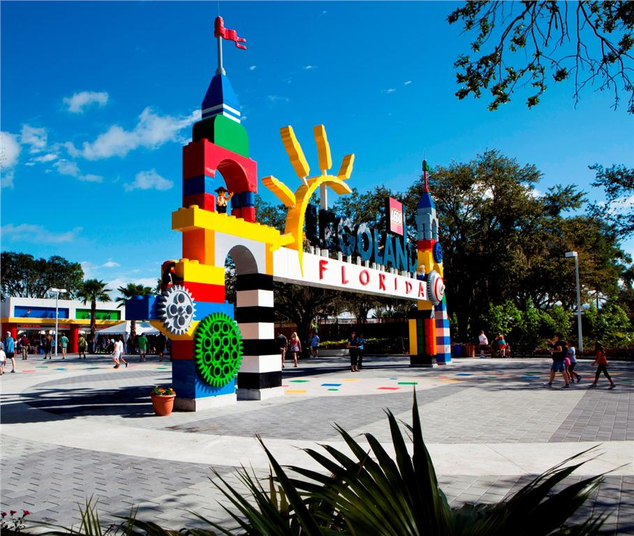 PCL recently won the Design-Build Institute of America's (DBIA) National Award in the Rehabilitation/Renovation/Restoration category for its work on LEGOLAND Florida. Photo courtesy of PCL Construction Services Inc.
