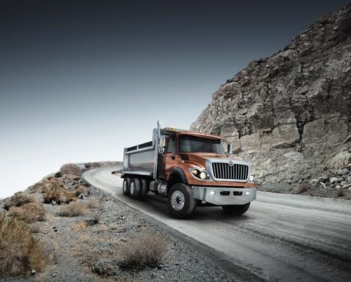 Navistar International is looking to assert itself as the vocational truck market leader.