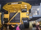 The facility is equipped with a variety of interactive exhibits, including a theatre inside a two-storey Cat 797 mining truck that offers a virtual ride into a mine site. Staff photo.