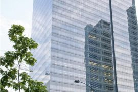 EllisDon was recently awarded its first managed services contract for work being completed at PwC Tower in Toronto. Photo courtesy of EllisDon.