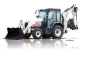 Terex TLB840 backhoe loader