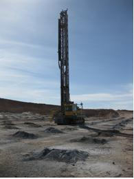 DPS900 Drilling and Piling System