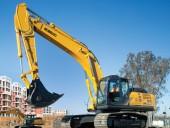 Kobelco's SK350LC excavator