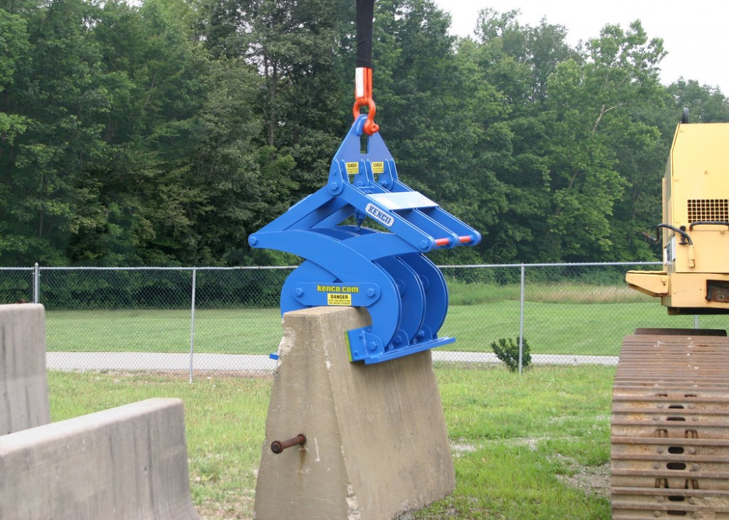 The redesigned Kenco Barrier Lift.