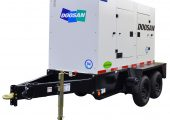Webasto engine pre-heat system is available for all Doosan generators.