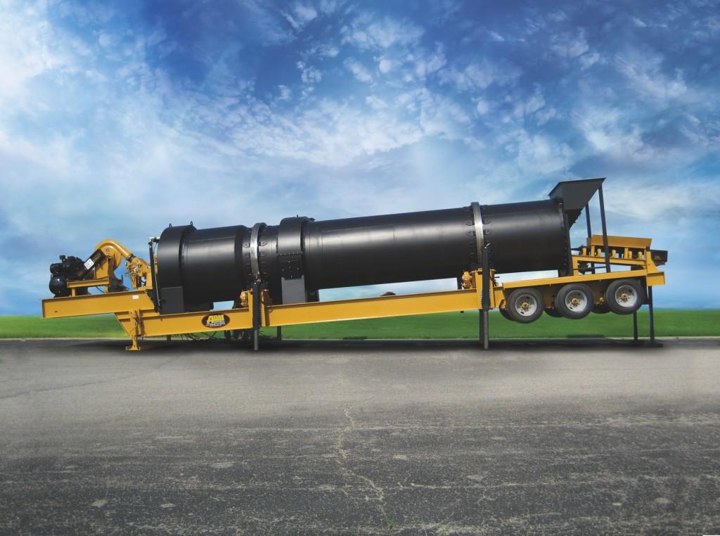 EX Series asphalt plant