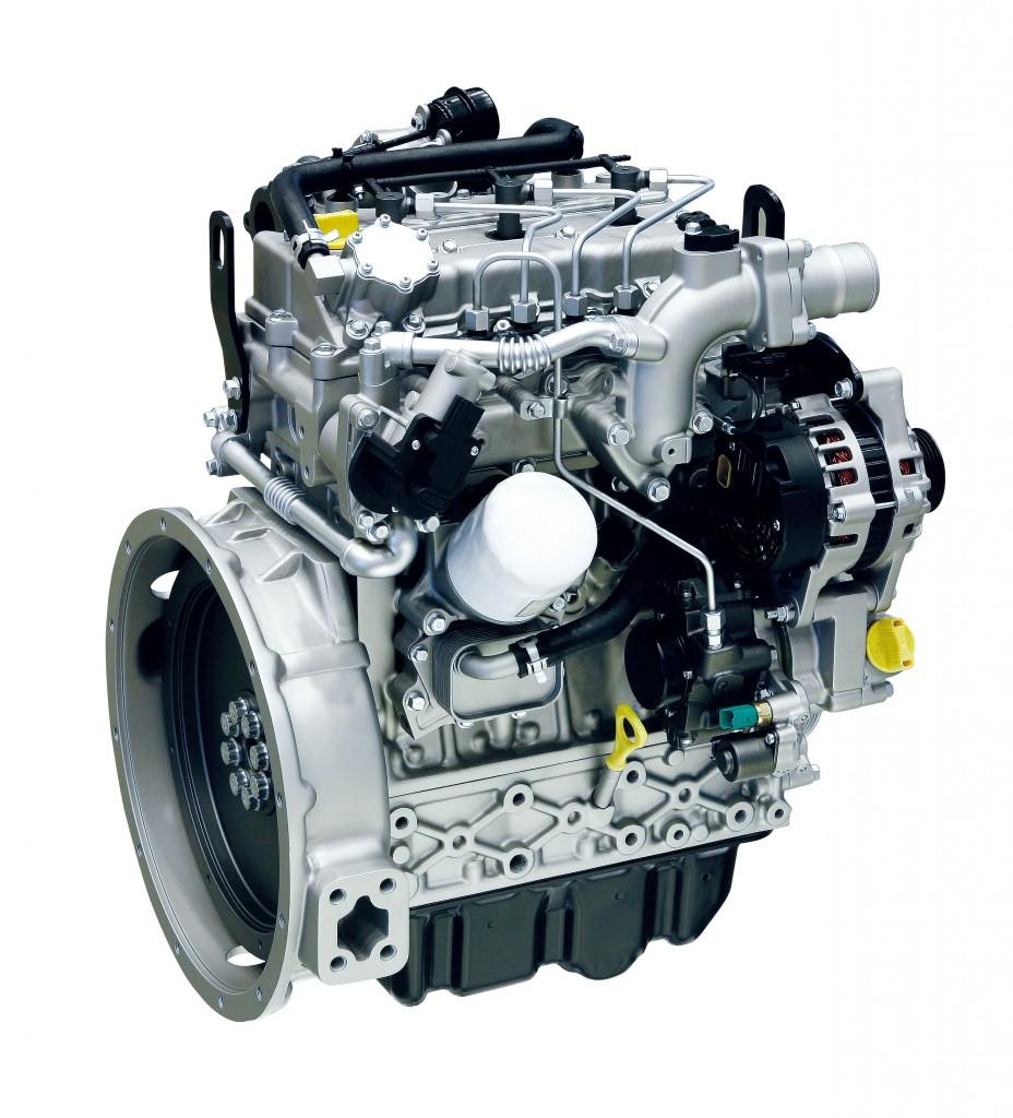 Doosan's D18 engine.