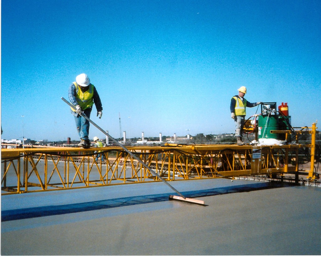 Terex's Bid-Well 2418 workbridge.