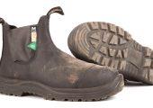 The UTE 165 CSA Met Guard boot by Blundstone Footwear.