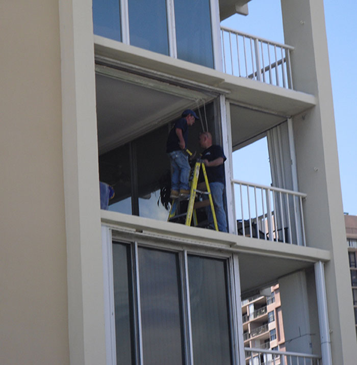 The Ladder Association's Idiots on Ladders contest is looking for photos of unsafe ladder use.