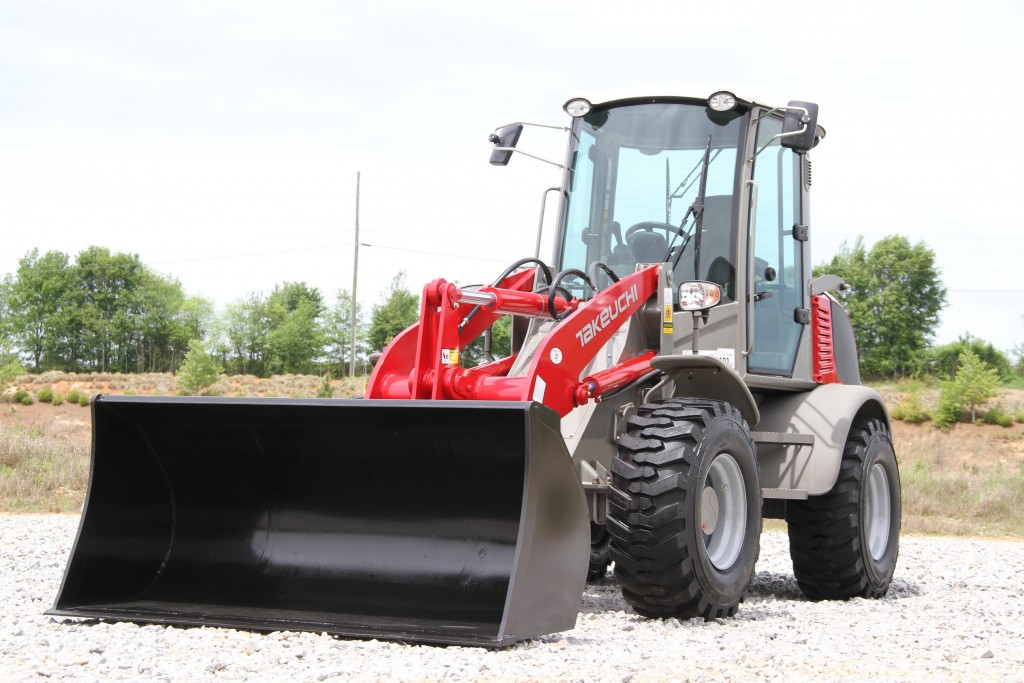 Takeuchi-US has launched the TW65 Series 2 and TW80 Series 2 wheel loaders.