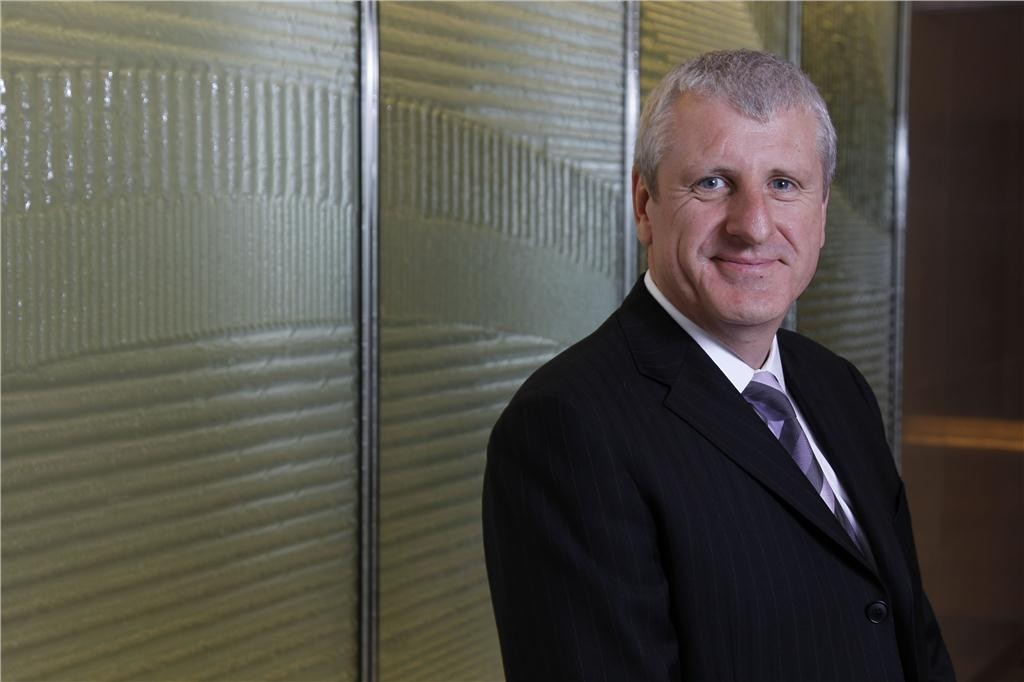 Ian Edwards is the new executive vice-president of infrastructure construction for SNC-Lavalin's infrastructure group.