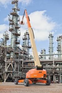 Riwal is adding six JLG 1850SJ ultra booms to its fleet.