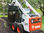 Bobcat's S450 skid-steer loader.