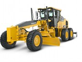 Volvo Construction Equipment's C-Series motor graders.