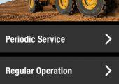 John Deere's GoHaul mobile app.