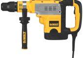 Dewalts D25723K hammer drill.