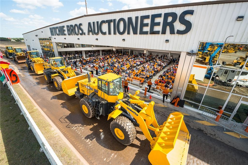 Richie Bros. Auctions break records in 2014