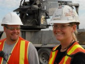 Women are rapidly being recruited to fill the skilled trades job gap.