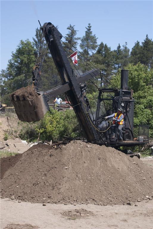 Today's excavators have come a long way from the steam shovels of yesteryear. They are bigger, move powerful and have gadgets galore.
