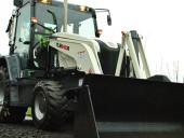 Terex TLB840R backhoe loader is rental-ready