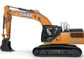 CASE CX350D excavator