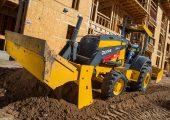 John Deere 210L EP tractor loader