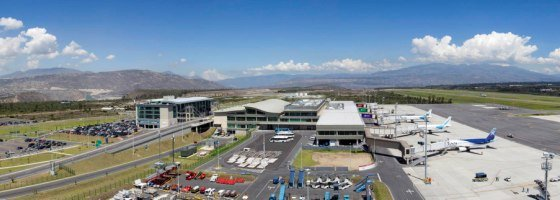 Aecon was one of the P3 partners to build Quito International Airport and has now sold its interests for $232 million