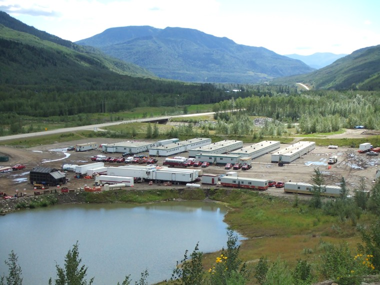 Outland provides remote site accommodation services