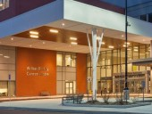 The Niagara Health System's St. Catharines Site was one of 202 projects LEED Certified by CaGBC in the first four months of the year.