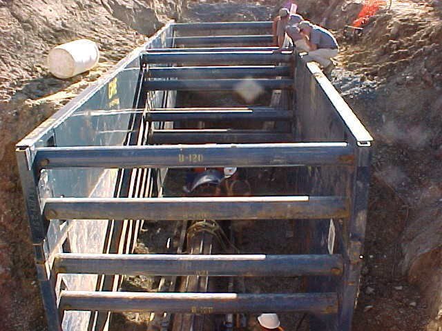 Ontario labour inspectors target trench safety