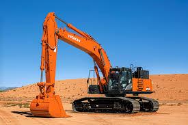 Hitachi ZX47LC-6 excavator