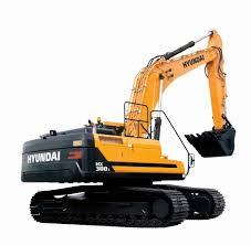Hyundai HX520L excavator