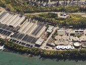 Improvements to wastewater treatment plants, like the EPCOR-owned Gold Bar Wastewater Treatment Plant in north Saskatchewan, are among the 26 infrastructure projects approved for federal and provincial funding
