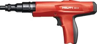 Hilti Powder-Actuated Fastener DX2
