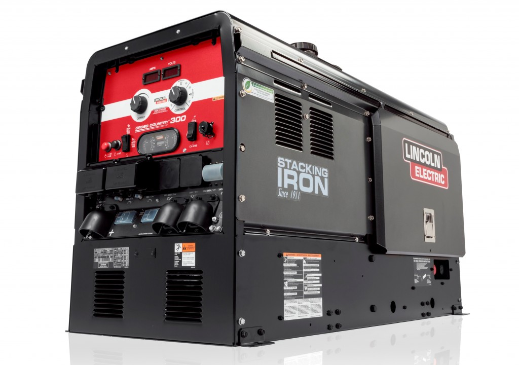 Lincoln Electric Cross Country 300 Pipe Welder