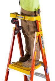 Werner Podium Ladders