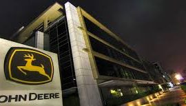 John Deere signs 6-year labour deal with UAW.