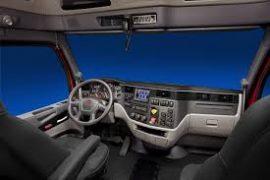 Peterbilt platinum cab
