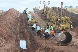The Keystone XL pipeline project killed by President Obama