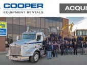 Cooper Equipment has purchased SMS Rents