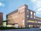 St Thomas Elgin Hospital expansion rendering