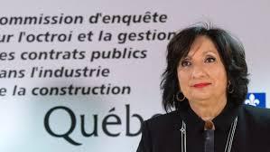 Justice France Charbonneau