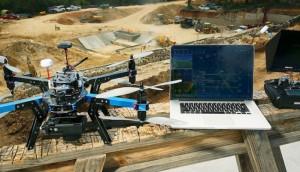 UAV drone use in construction no longer a novelty