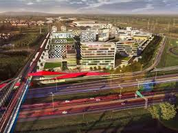TOD Quartier project includes $1B worth of ICI and res components