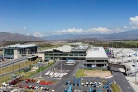 Aecon sells interest in Quito International Airport which the company helped build as a P3 partner