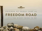 $30 million in government funding has been committed to build the Freedom Road that will connect the Shoal Lake No. 40 First Nation with the Manitoba Trans-Canada highway